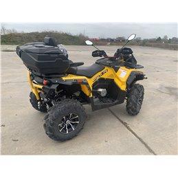 STELS Quad model ATV850G Guepard Trophy EPS PRO Kleur: GEEL