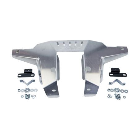 Bumper voor STELS Geopard alle modellen.  Aluminium.