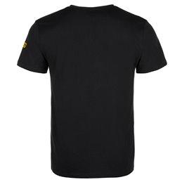 STELS T-Shirt Zwart.  Leverbaar in diverse maten.