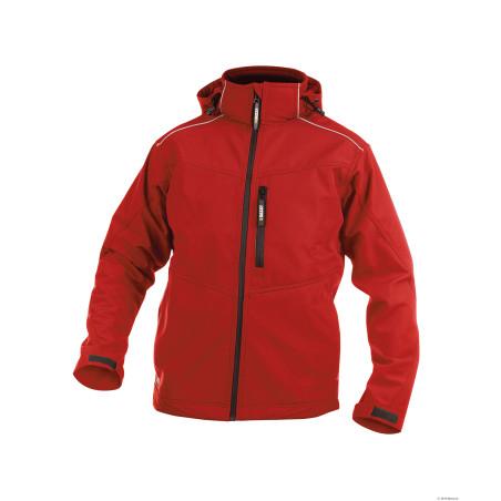 DASSY TAVIRA softshell-Jacke mit Segway-Logo