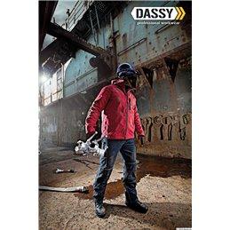 Veste TAVIRA softshell DASSY avec logo Segway