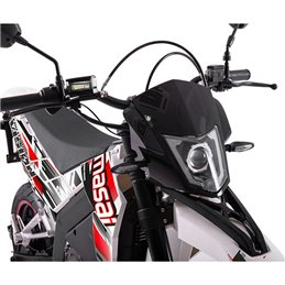 Masai electric motorcycle moped MotoVision 3000
