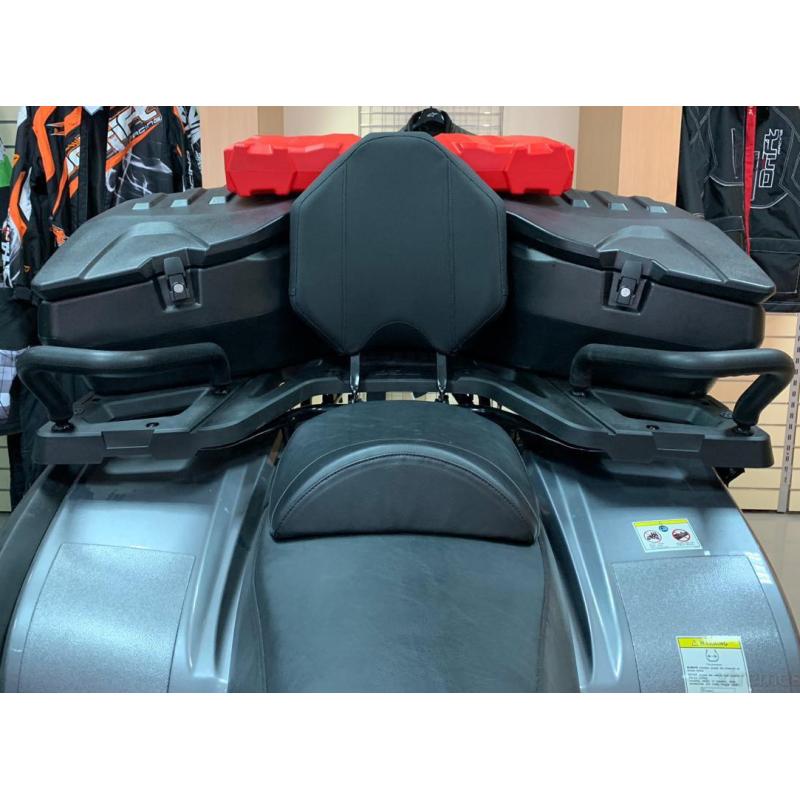 TGB koffer voor op een LT of LTX model.  Met of zonder 10 liter jerrycan.