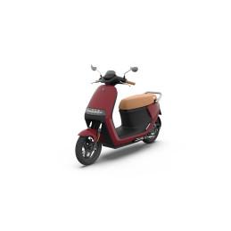 Segway E125S eScooter Ruby Red 25km/h tot 140km actieradius* - rijklaar