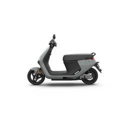 Segway E110S eScooter Steel Grey 45km/h tot 75km actieradius* - rijklaar
