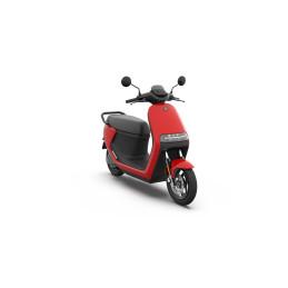 Segway E110S eScooter Intense Red 45km/h tot 75km actieradius* - rijklaar