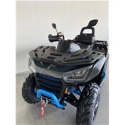 ATV Snarler AT6 L EPS Standaard versie BE L7e/Euro5  Color: Gray - Smart Blue