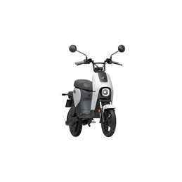 Segway B110S eScooter Dark Grey/White 25km/h tot 140km actieradius* - rijklaar