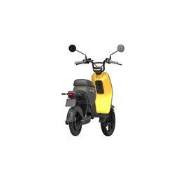 Segway B110S eScooter Yellow/Dark Grey 25km/h tot 140km actieradius* - rijklaar