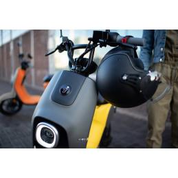 Segway B110S eScooter Dark Grey/Black 25km/h tot 140km actieradius* - rijklaar