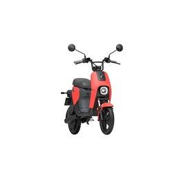 Segway B110S eScooter Dark Grey/Red 25km/h tot 140km actieradius* - rijklaar