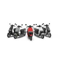 Segway E-scooters